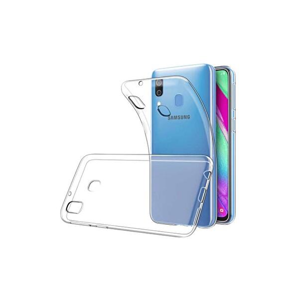 Preo My Case Samsung A10S Şeffaf Telefon Kılıfı