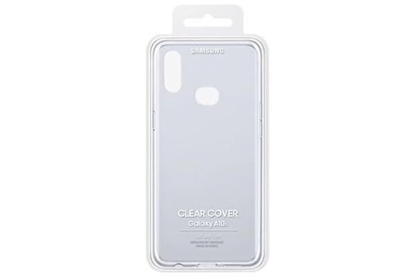 Samsung Galaxy A10S EF-QA107TTEGWW Şeffaf Kılıf