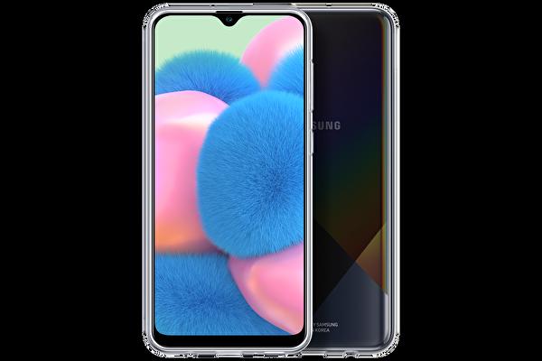 Samsung Galaxy A30S  EF-QA307TTEGWW Şeffaf Kılıf