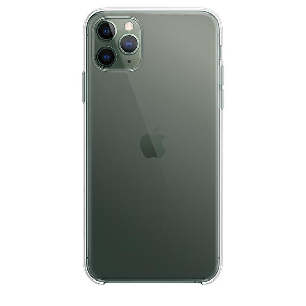 Apple MX0H2ZM/A iPhone 11 Pro Max Şeffaf Kılıf