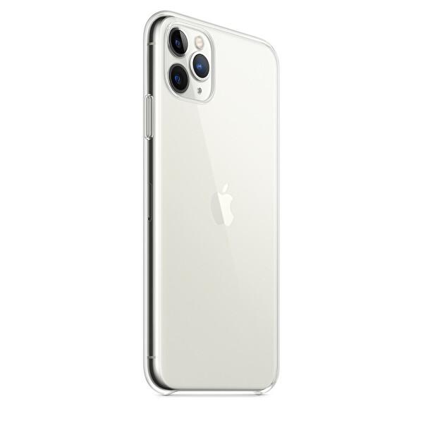 Apple iPhone 11 Pro Max Şeffaf Kılıf MX0H2ZM/A
