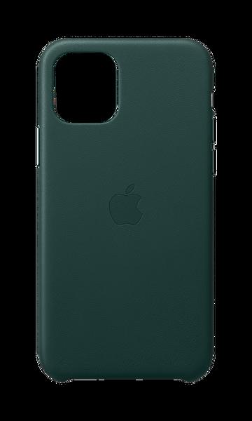 Apple MWYC2ZM/A iPhone 11 Pro Deri Kılıf- Orman Yeşili