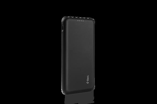 Ttec PowerSlim Pro PD/QC 3.0 10.000 mAh Taşınablir Siyah Şarj Aleti