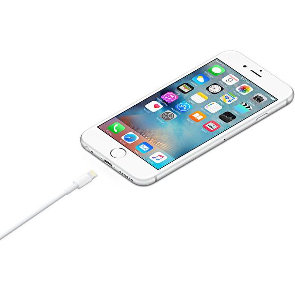 Apple MXLY2ZM/A Apple Lightning - USB Kablosu 1M