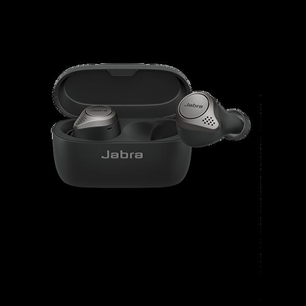 Jabra Elite 75t Bluetooth Kulak İçi Kulaklık Titanyum Siyah