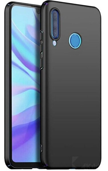 Preo My Case Huawei P30 Lite Telefon Kılıfı Siyah