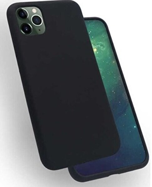 Preo My Case iPhone 11 Pro Siyah Telefon Kılıfı