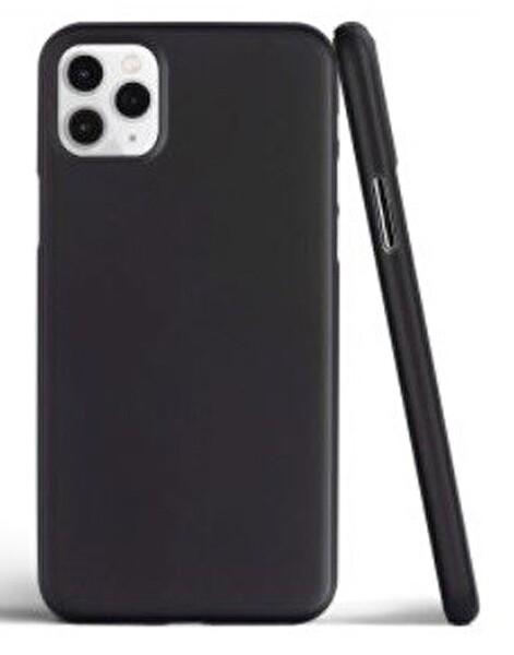 Preo My Case iPhone 11 Pro Max Siyah Telefon Kılıfı