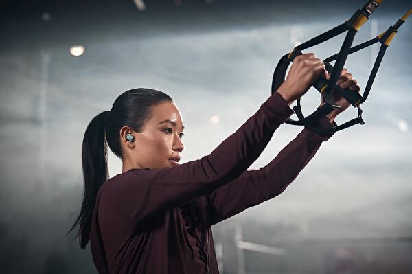 Jabra Elite Active 75t Kablosuz Kulak İçi Kulaklık Yeşil