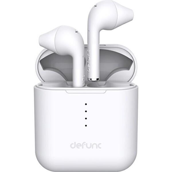 Defunc True Go Gerçek Kablosuz Kulak İçi Kulaklık Bluetooth 5.0 IPX4 Beyaz