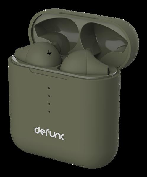 Defunc True Go Gerçek Kablosuz Kulak İçi Kulaklık Bluetooth 5.0 IPX4 Yeşil