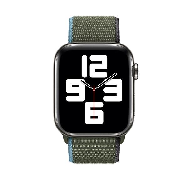 Apple Band 44MM Yeşil Inverness Spor Kayış MYA72ZM/A