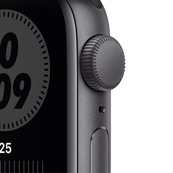 Apple Watch Nike SE 40mm Space Gray Alüminyum Kasa ve Antrasit Spor Kordon MYYF2TU/A