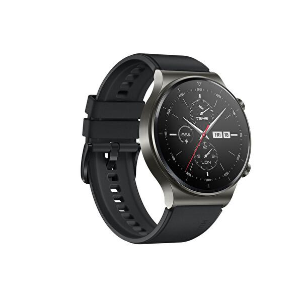 Huawei Watch GT2 Pro Vidar-B19S Siyah Akıllı Saat