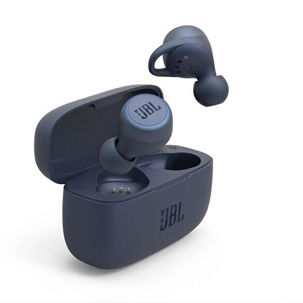 JBL Live 300 TW Kablosuz Mavi Kulak İçi Kulaklık