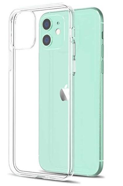 Sunix iPhone 11 Şeffaf Telefon Kılıfı