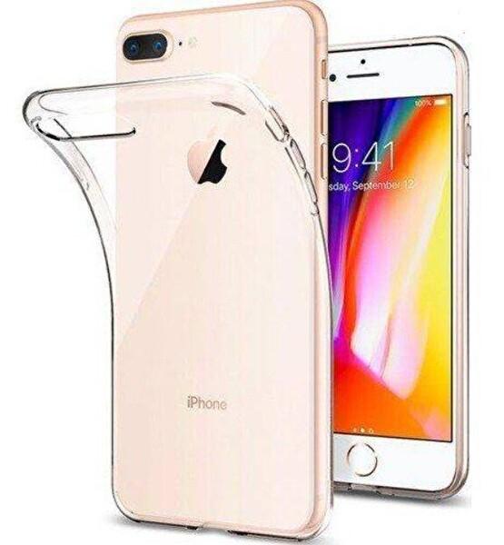 Sunix iPhone 7/8 Plus Şeffaf Telefon Kılıfı