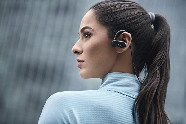 Jabra Elite Active 45e Boyun Bantlı Kablosuz Kulaklık Lacivert