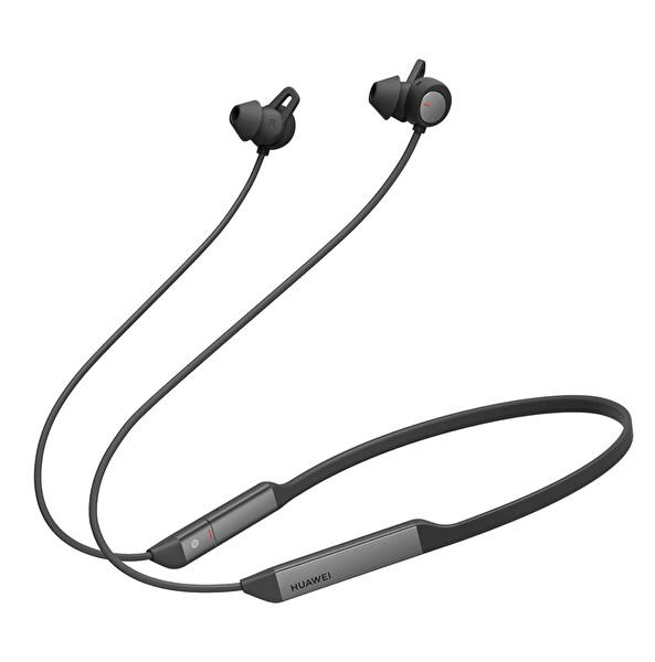 Huawei FreeLace Pro Aktif Gürültü Engelleme ANC Boyun Bantlı Kablosuz Kulaklık Siyah