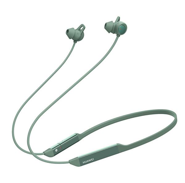 Huawei FreeLace Pro Aktif Gürültü Engelleme ANC Boyun Bantlı Kablosuz Kulaklık Yeşil