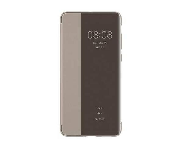 Huawei P40 Uyumlu Telefon Kılıfı Haki