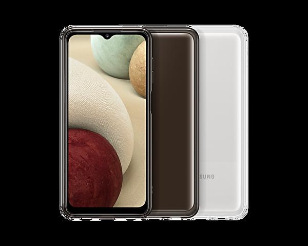 Samsung Galaxy A12 Uyumlu Soft Clear Kılıf Şeffaf