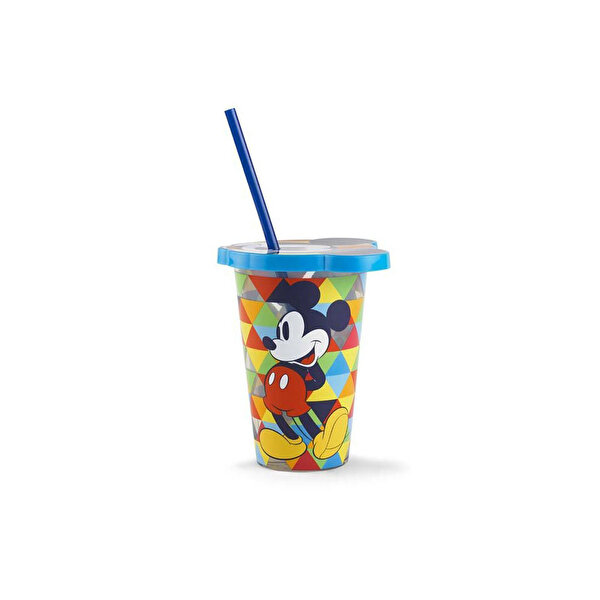 Summer Fun Mickey Pipetli Bardak