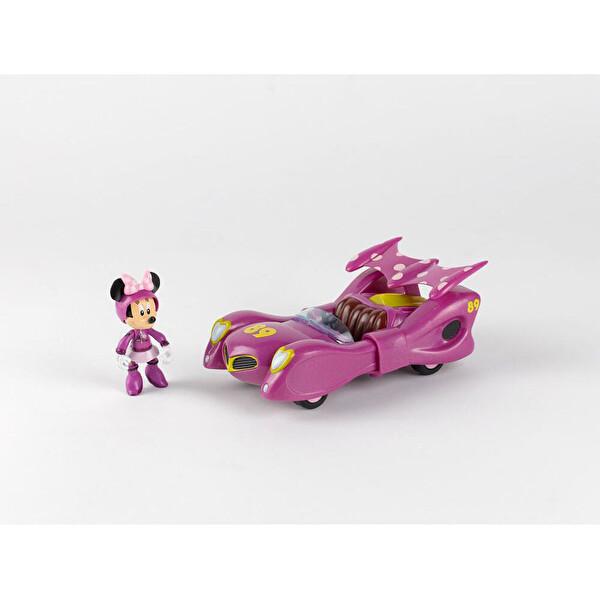 Dönüşen Yarışcı Minnie