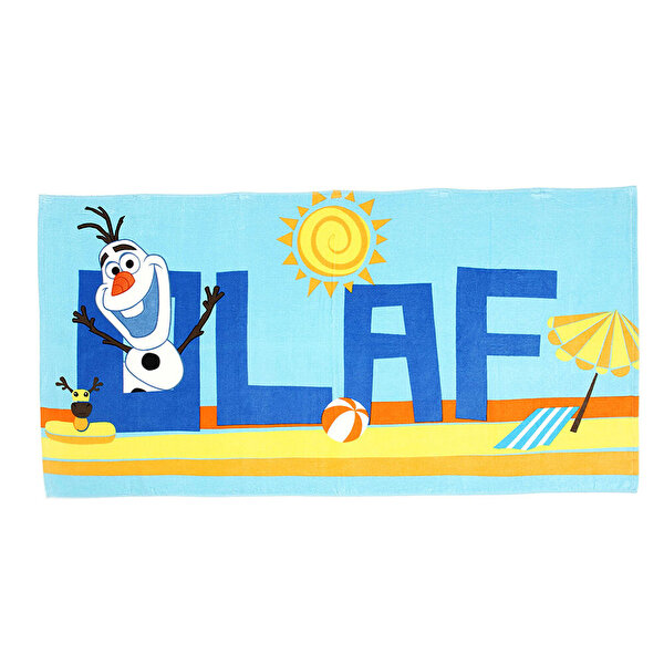 Olaf Plaj Havlusu