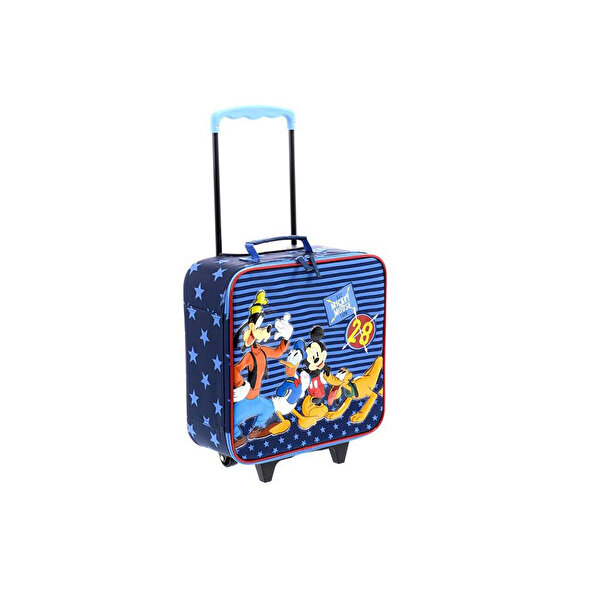 Mickey Fare Luggage Bavul