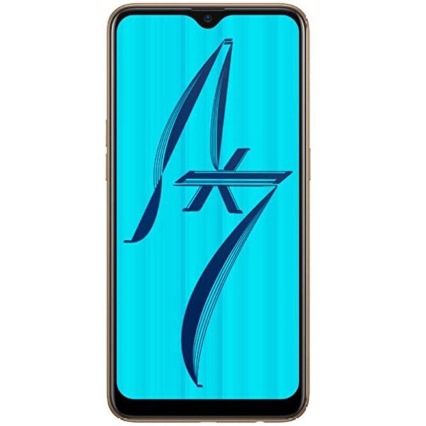 OPPO AX7 64GB PLATİN ALTIN AKILLI TELEFON DEMO ( OUTLET )